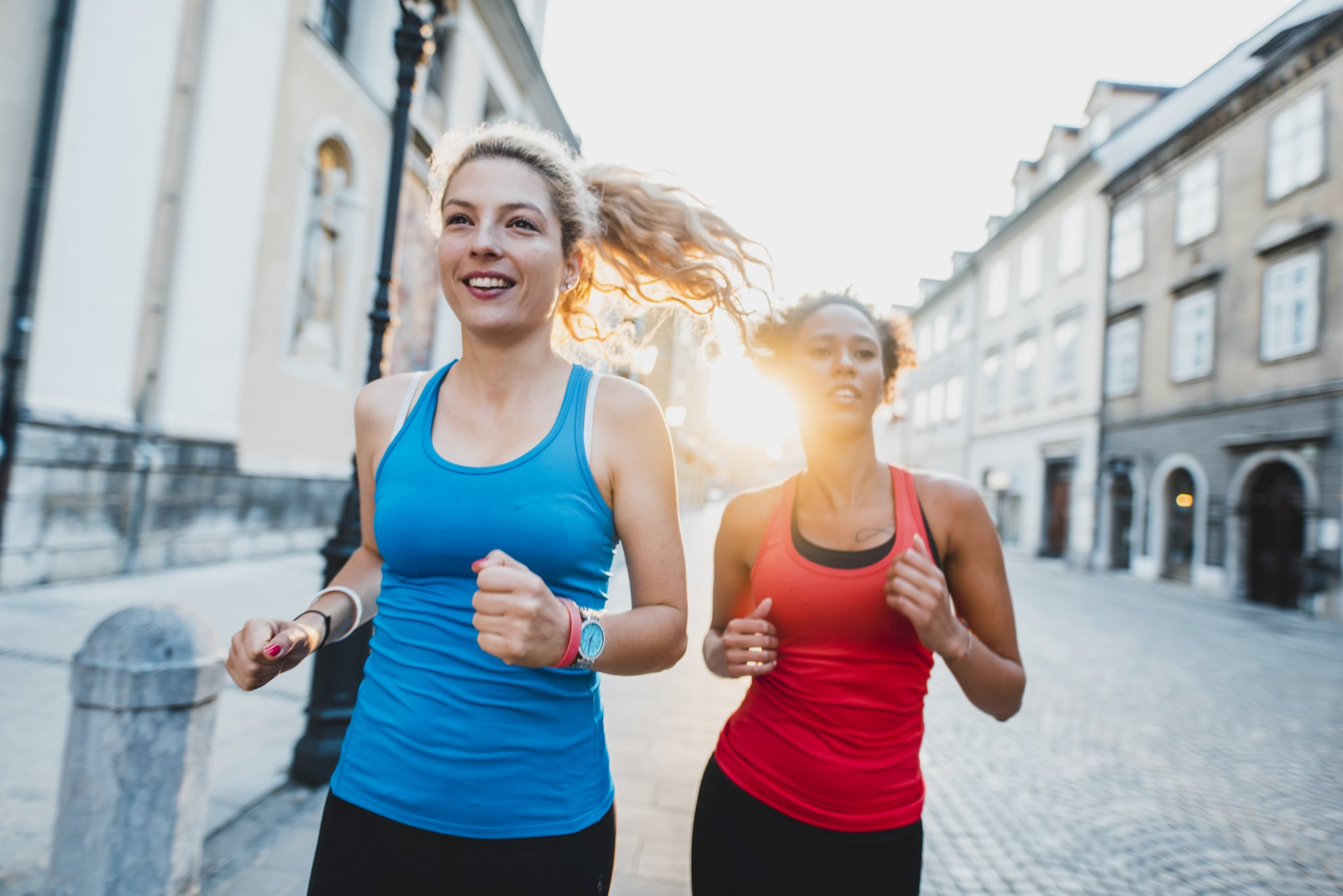 Running Fast Can Help You Lose Weight — Here's the Right Way to Do It, an Expert Says