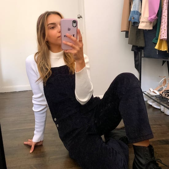 These Overalls From Old Navy Are an Easy Fall Outfit Piece