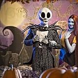 Jack and Sally say hello.