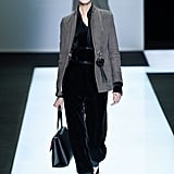 Giorgio Armani Fall 2016 Collection
