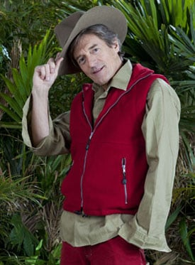 Pictures of Nigel Havers Who Has Quiz I'm A Celebrity 2010