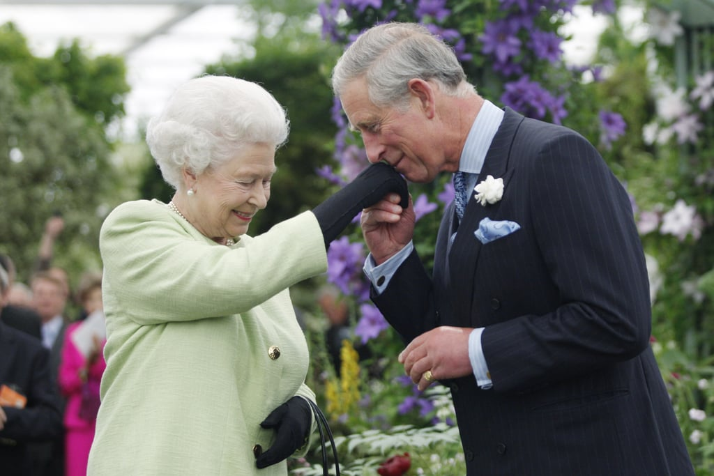 Philip and the Queen's 1st Anniversary Was Days After Charles's Birth