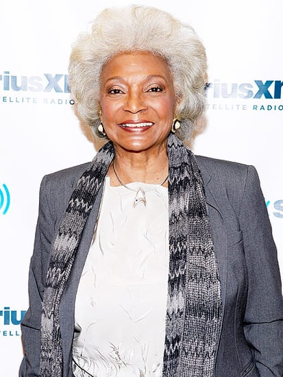 Star Trek's Nichelle Nichols Suffers Minor Stroke
