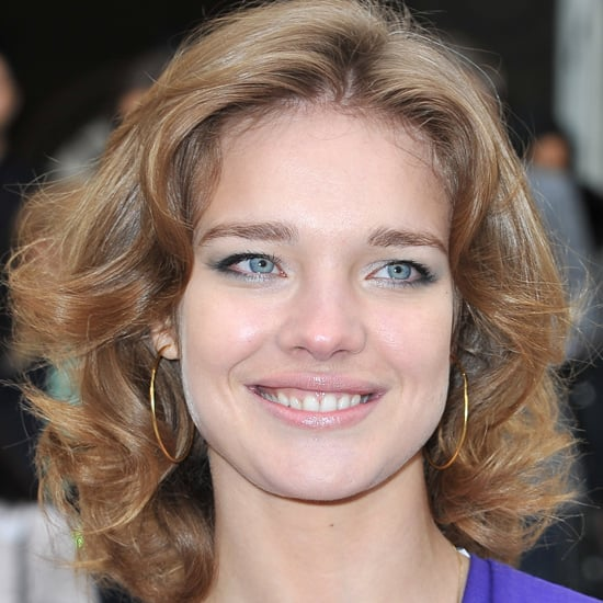 Natalia Vodianova at Christian Dior