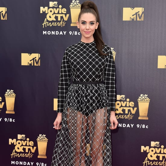 Alison Brie's Red Carpet Looks