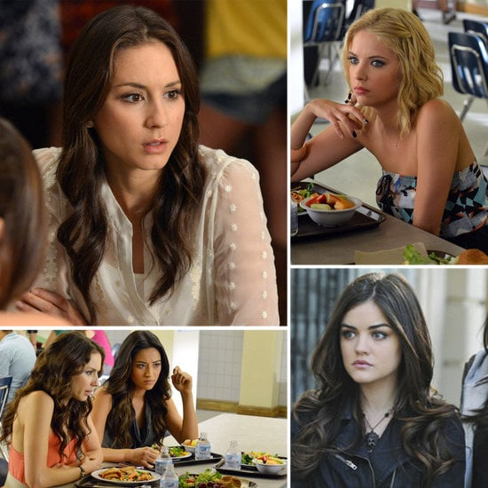 See all the best looks from Pretty Little Liars and get inspired by the stars on screen.