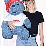 Louis Vuitton x Supreme, Modelled by Edie Campbell