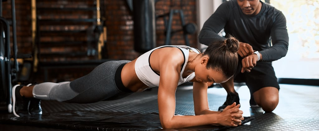 10-Minute Ab Workout to a Rihanna Playlist