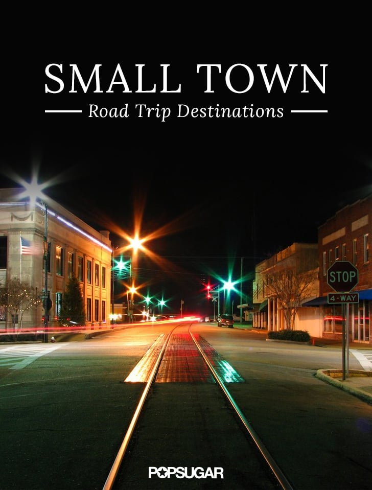 Small American Towns to Visit