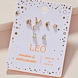 Zodiac Post Earring Set