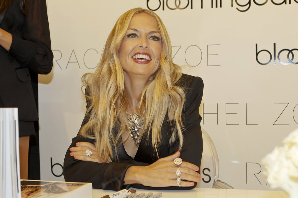 Rachel Zoe at Bloomingdale's.