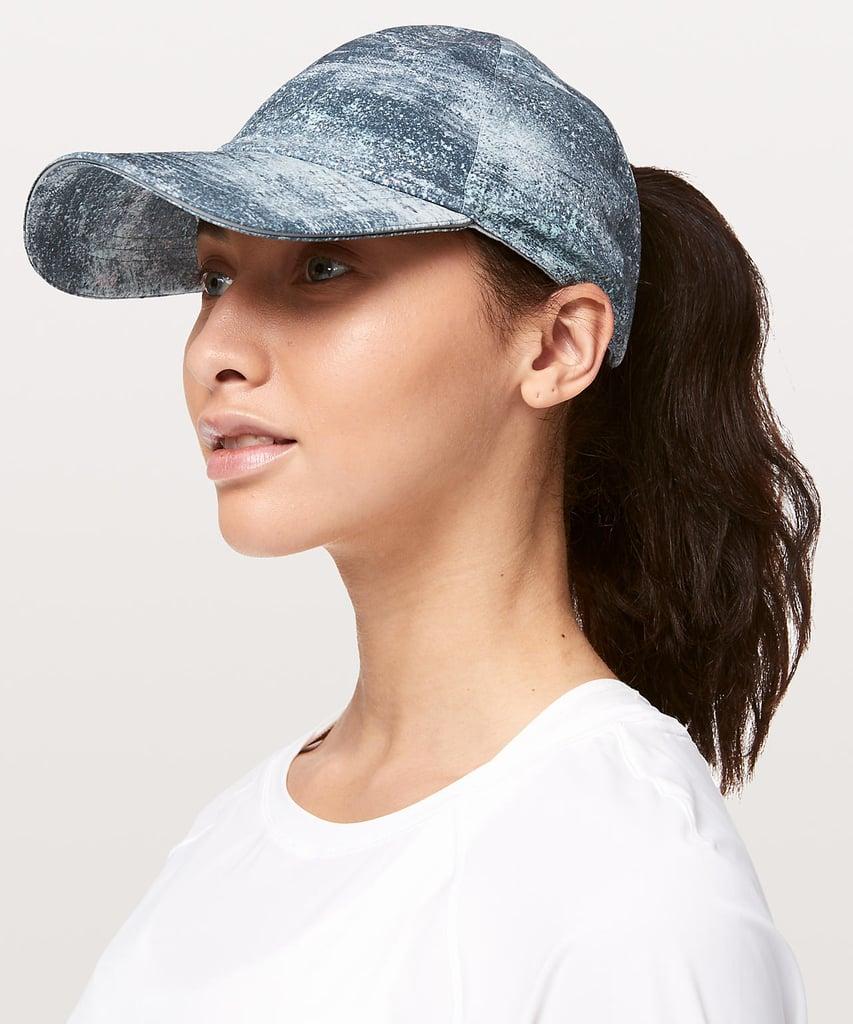 Lululemon Baller Hat Run Ponytail