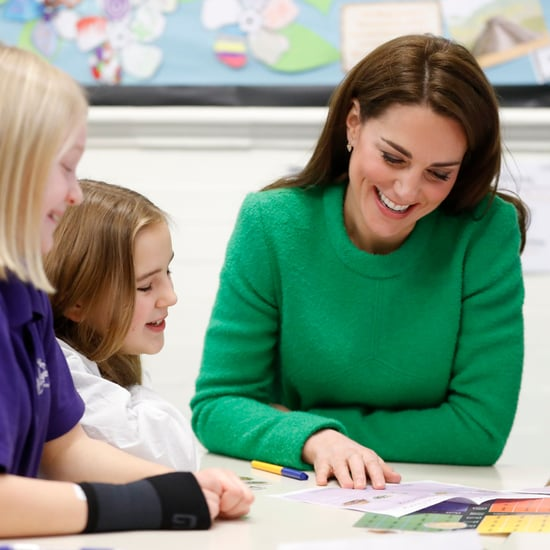 Kate Middleton Shares Her Kids' Favourite Food