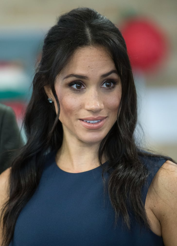 Meghan Markle Looked Luminous For Her First Outing In 2020 ...   Meghan Markle