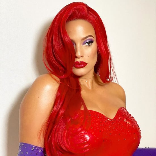 Ashley Graham's Jessica Rabbit Halloween Costume 2019
