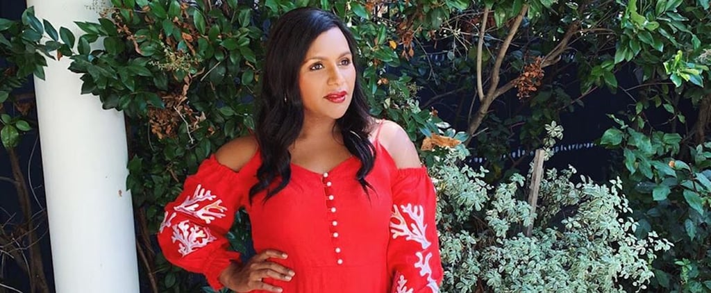 Mindy Kaling's Best Instagram Style Moments
