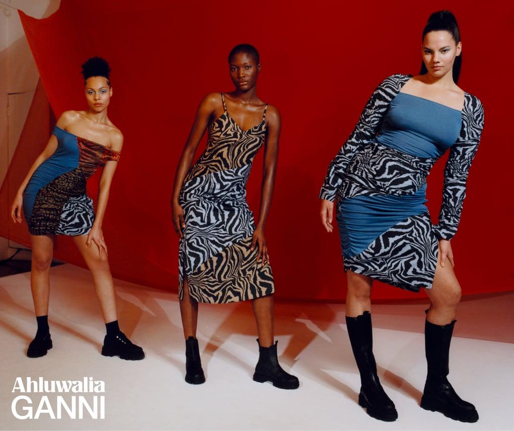 Ganni and Ahluwalia Venture Into Womenswear for Spring 2021