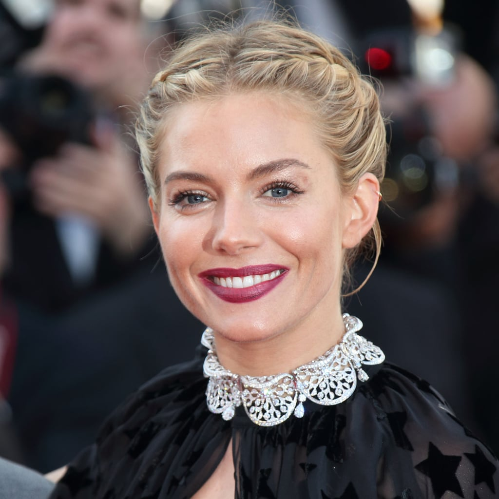 Pictures of Sienna Miller at 2015 Cannes Film Festival