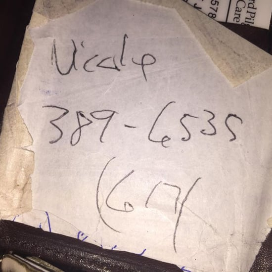 Husband Keeps Note From Wife in His Wallet For 16 Years