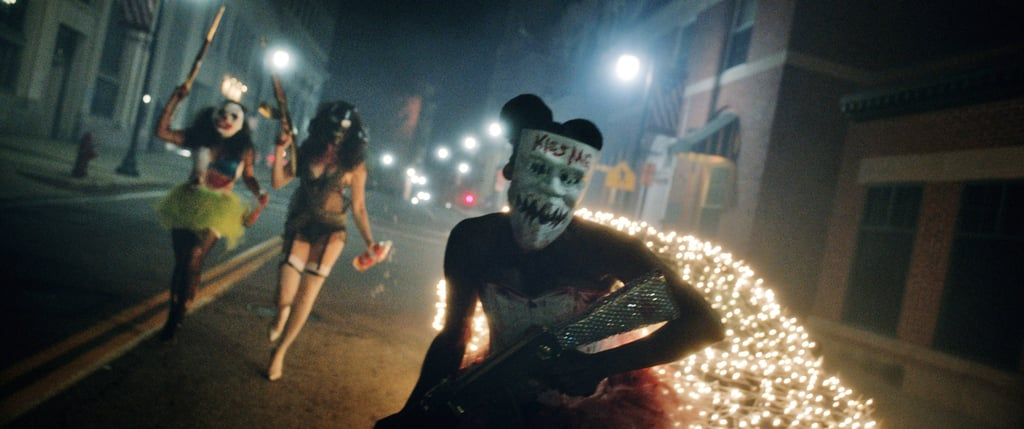 These Murderous Female Creeps From The Purge: Election Year