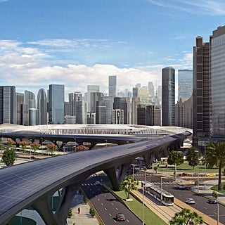 First 10KM Hyperloop to Be Built on Dubai/Abu Dhabi Border