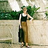 Sissy Sainte-Marie, Stylist