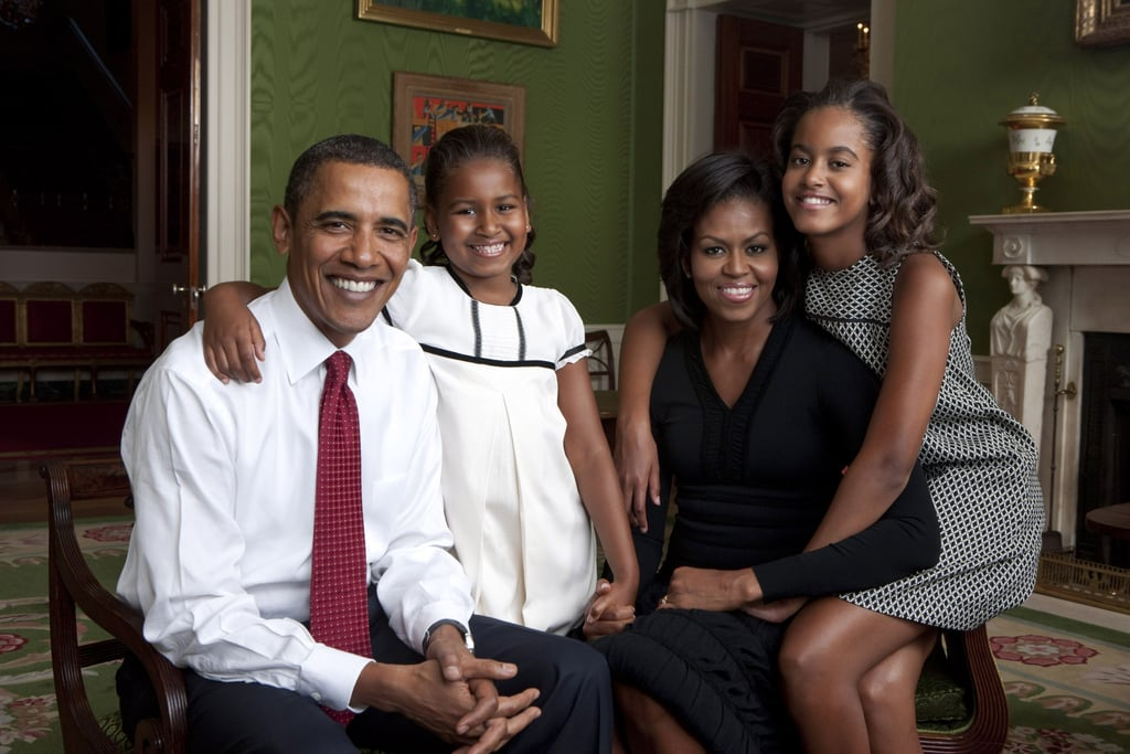 Cute Obama Parenting Moments