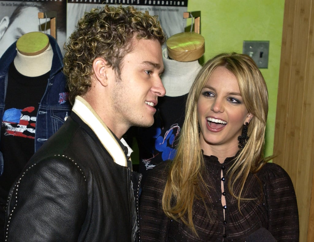 Britney Spears Justin Timberlake 2016