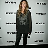 Pip Edwards at the Myer Spring Summer launch in 2009