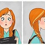 Anna's Mugshot