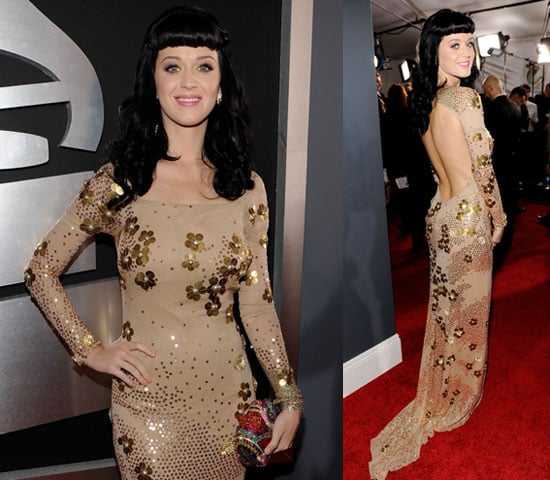 Photos of Katy Perry at the 2010 Grammy Awards 2010-01-31 16:47:35