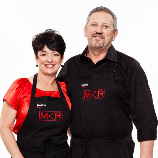 My Kitchen Rules 2013 Kerrie and Craig Elimination Interview