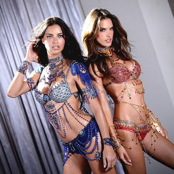 This Year's Victoria's Secret Fantasy Bra Is Finally Here