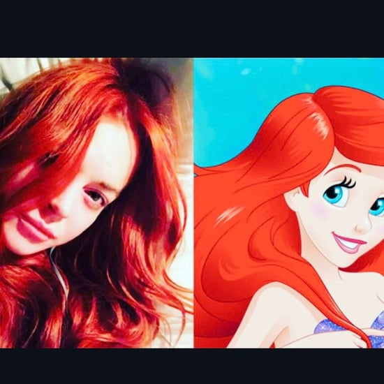 Lindsay Lohan to Play Ariel in Disney's The Little Mermaid?
