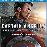 Captain America: The First Avenger Limited 3D Edition DVD ($35)