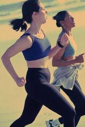 Spring Running Tip:  Get a Running Buddy