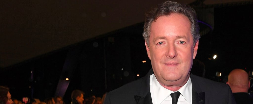 Piers Morgan Defends Trump on Real Time With Bill Maher
