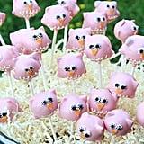 Gourmet Owl Cake Pops