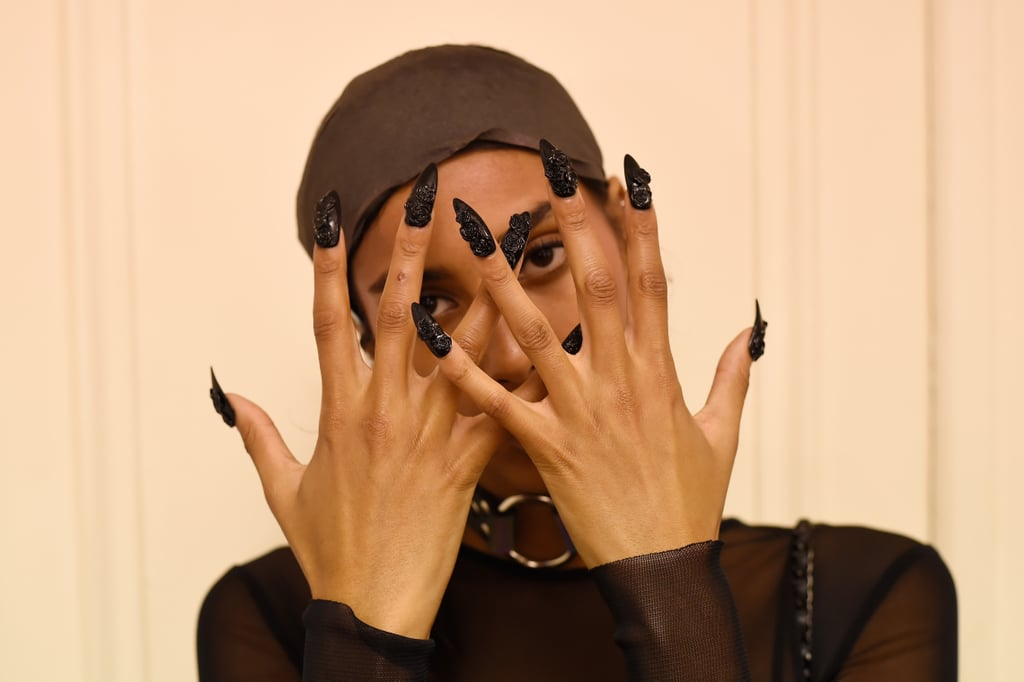 The Simply Elegant Nail Trends From Paris Fashion Week