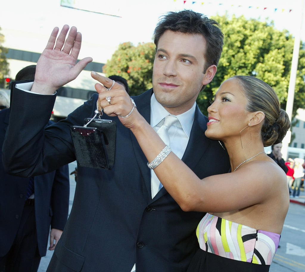 J Lo's Pink Harry Winston Engagement Ring From Ben Affleck