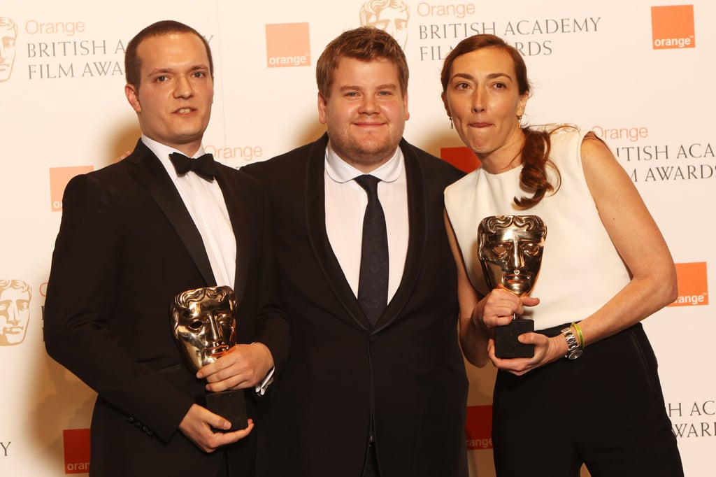Photos from the 2010 BAFTA Awards Backstage Press Room