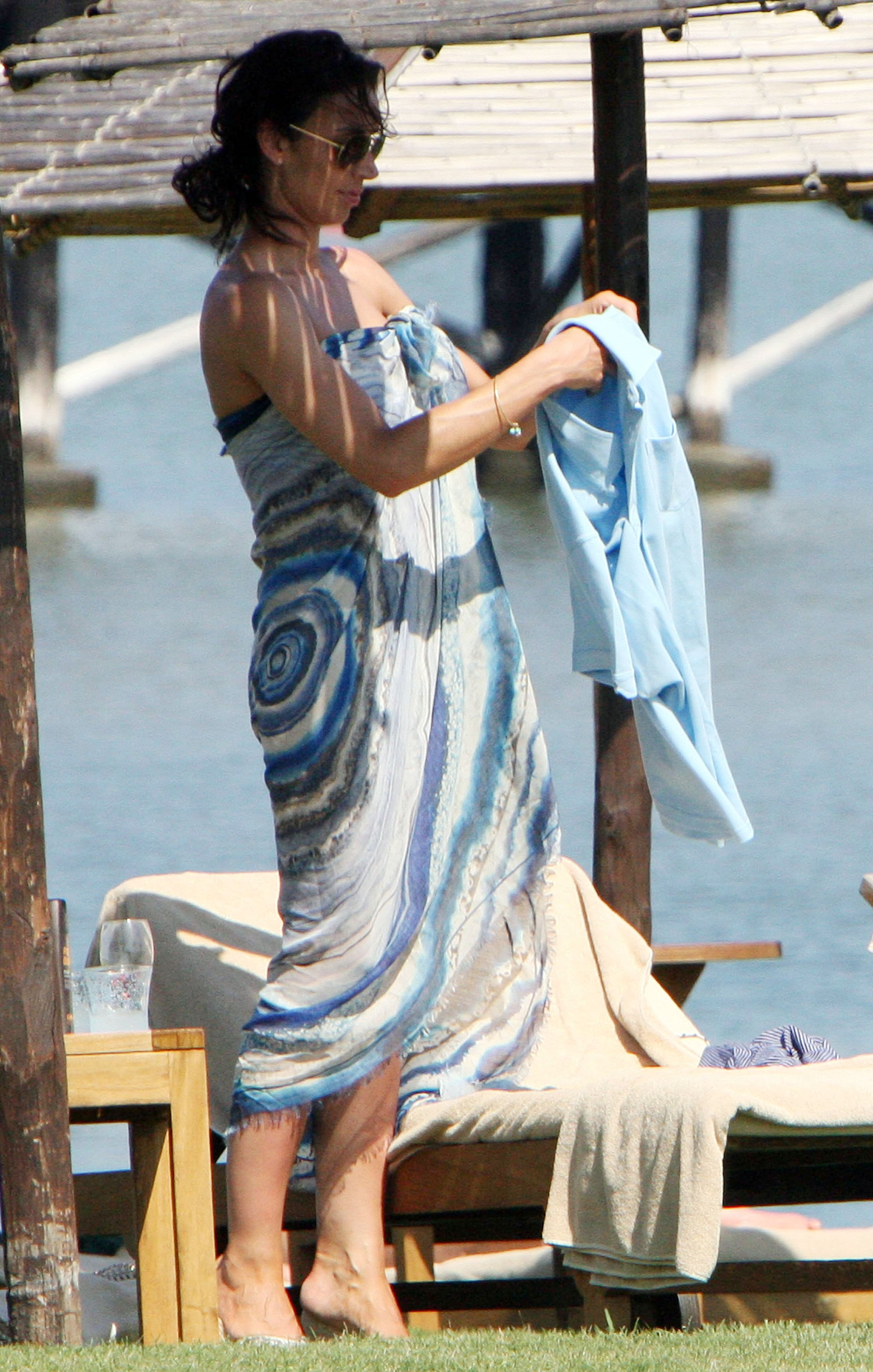Pictures Of Frank Lampard And Christine Bleakley Kissing On Holiday In Sardinia With Redknapps Engagement Ring Rumours Denied Popsugar Celebrity Uk
