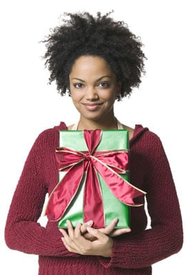 Should You Give Your Hairstylist a Christmas Present?