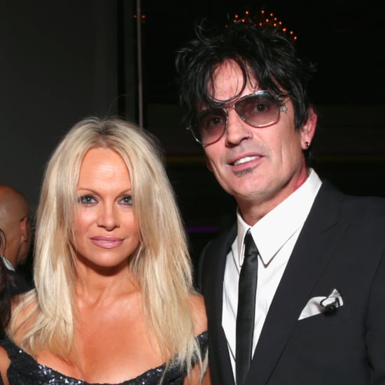 Pamela Anderson and Tommy Lee at PETA Party | Pictures