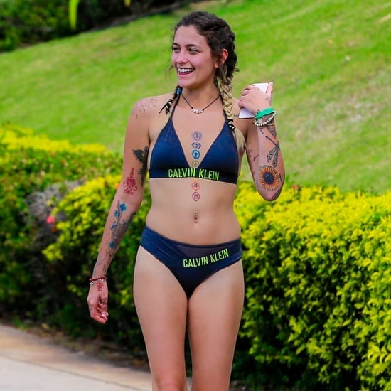 Paris Jackson in a Bikini in Hawaii Pictures December 2017