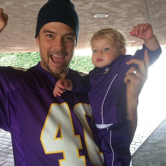 Josh Duhamel and Fergie's Family Instagram Pictures