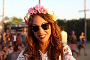 10 Music Festival Hair DIYs to Transform You Into a Bohemian Babe