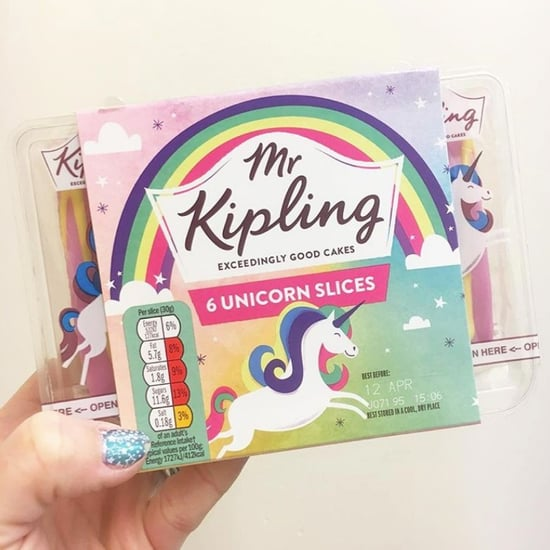 Mr Kipling Unicorn Cakes