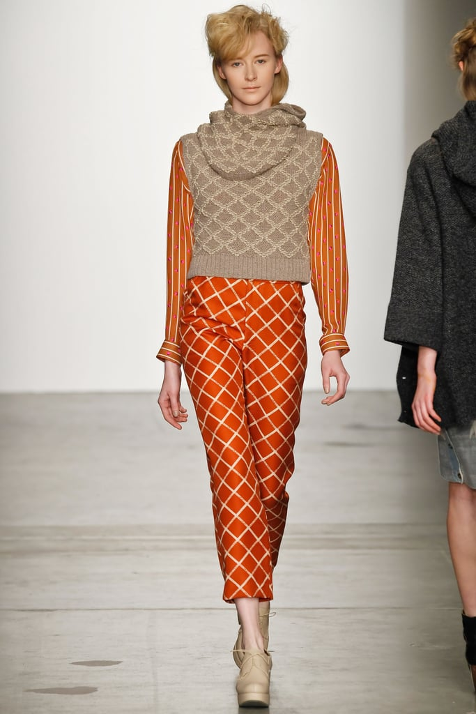 2011 Fall New York Fashion Week: Rachel Comey