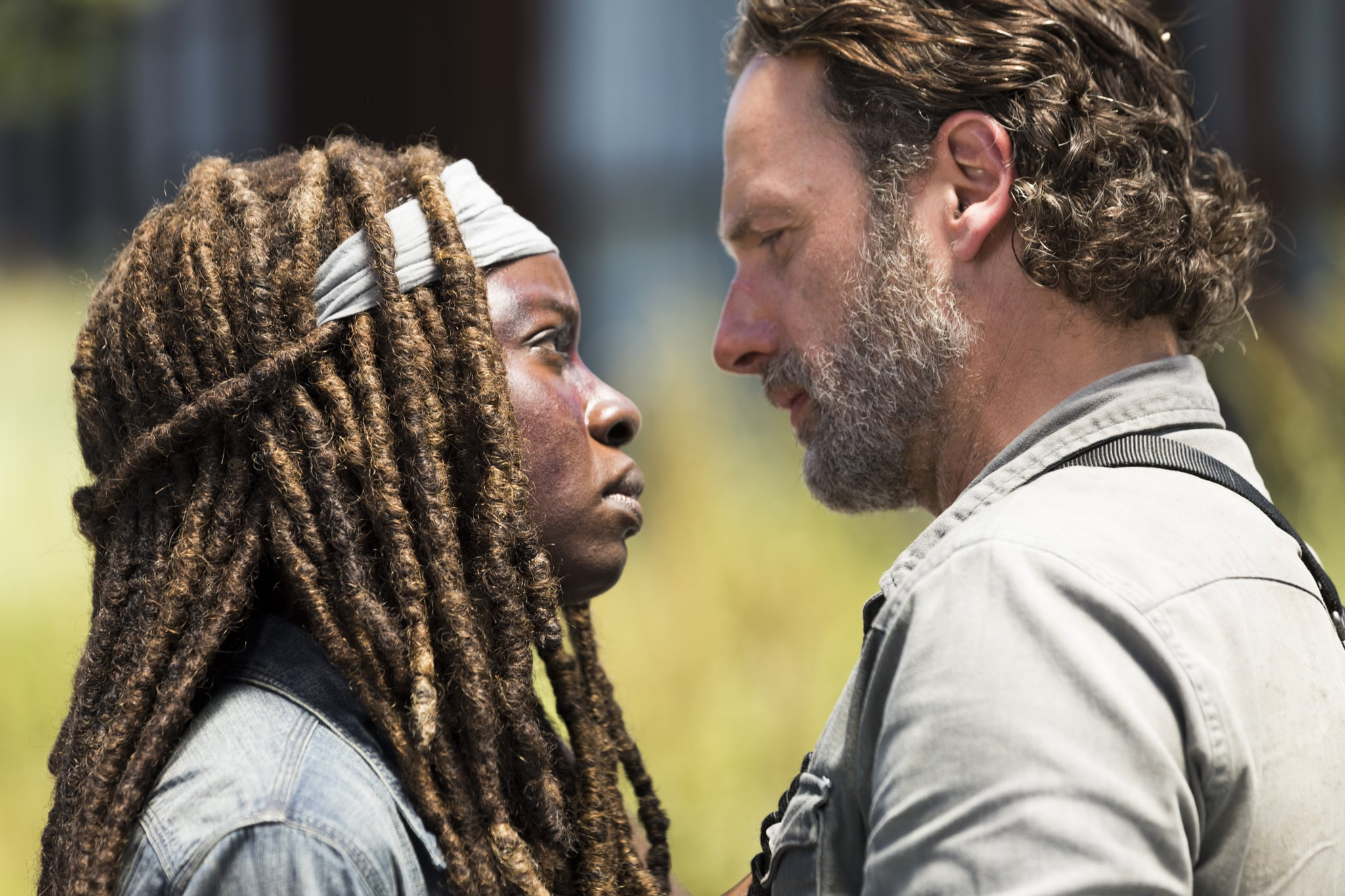 AMC's WALKING DEAD Audience Drops 35% From Last Season Premiere""